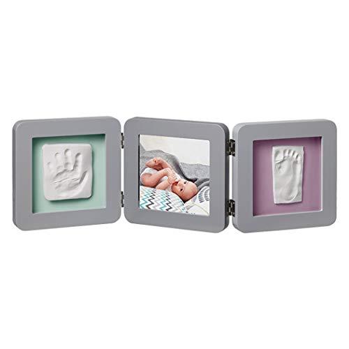 Baby Art My Baby Touch - Marco doble foto con huella PRECIO MINIMO