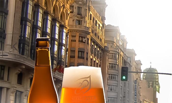 Cervezas Enigma [Visita y cata a fábrica de cerveza artesanal natural de Madrid para 1,2,4, o 6 personas desde 7 €]