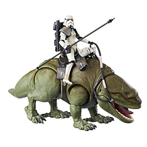 Star Wars Black Series 6 pulgadas Medium Vehicle 1 Hasbro  / Vehículo 2018 Dewback con Sandtrooper