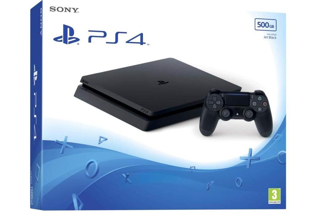 PS4 SLIM 500 GB POR 199€ !!!!