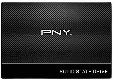 """PNY SSD 240GB 2.5"""" (240 GB, 2.5"""", Serial ATA III, 560 MB/s, 6 Gbit/s)"""
