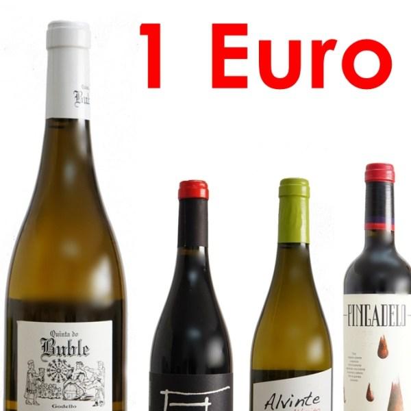Liquidación de Vinos por 1€