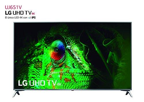 "LG 49UJ651V - Smart TV UHD de 49"" por 549€ (42% menos)"