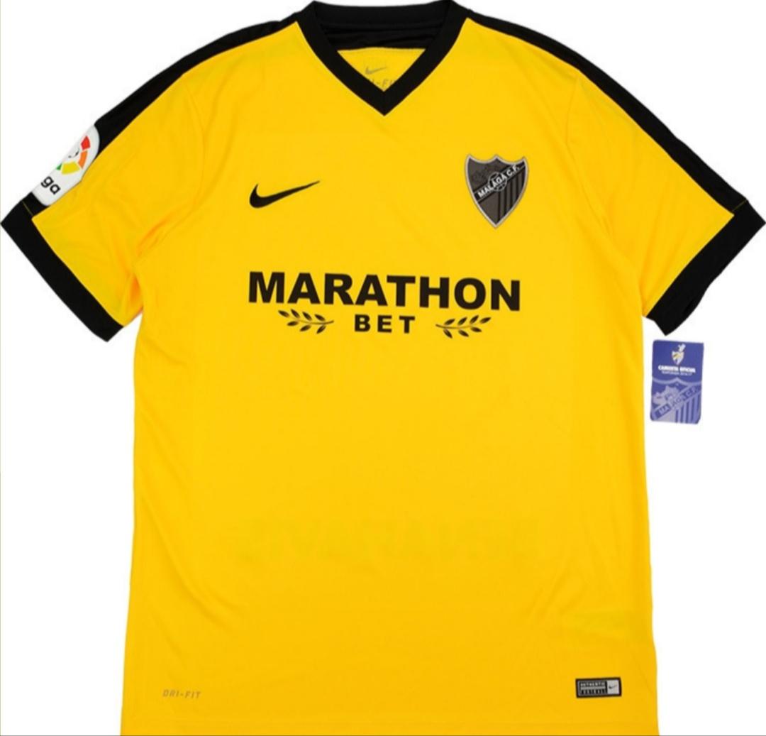 Camiseta Málaga Oficial 16/17