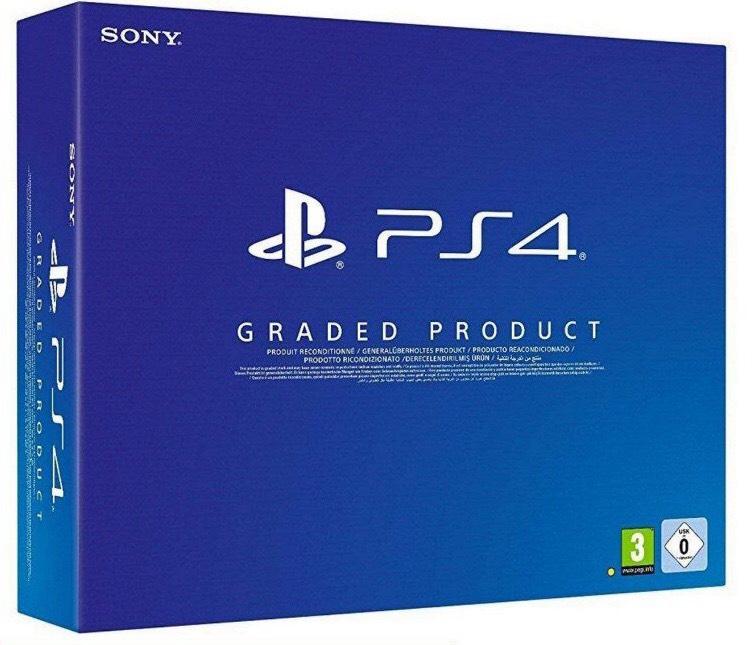 PS4 Slim + Mando 149€ / PS4 PRO 1TB 249€ (reacondicionadas oficiales)