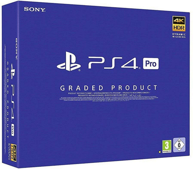PS4 Pro + Mando por solo 268€ (Reacondicionado)