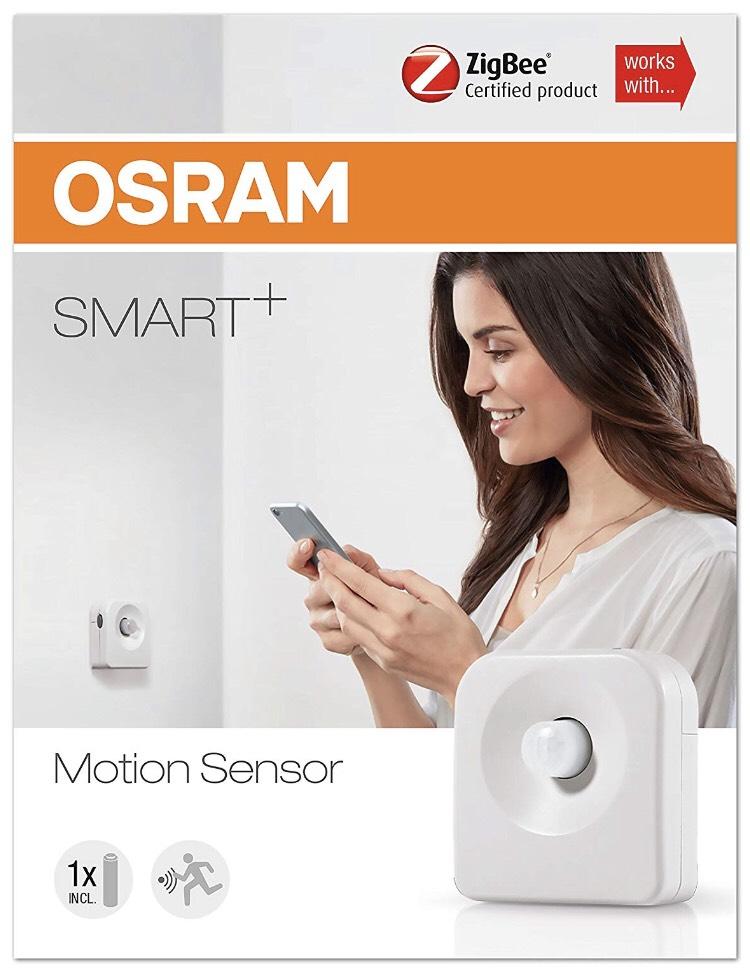 Osram Smart Sensor, sensor de movimiento