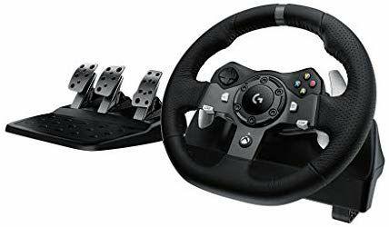 Volante Logitech G920 (Xbox + PC)