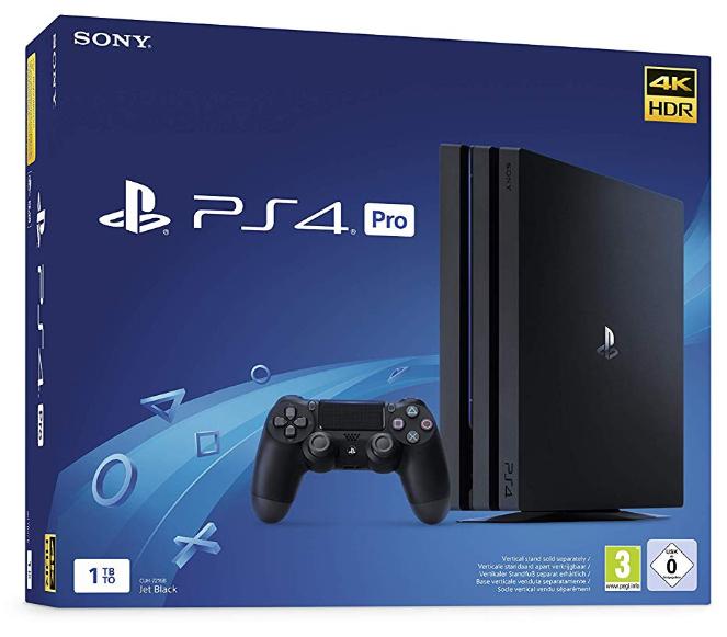 PS4 Pro 1TB con mando solo 316€