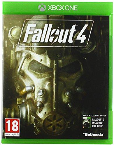 Fallout 4 - Xbox One [Importación inglesa] + Fallout 3