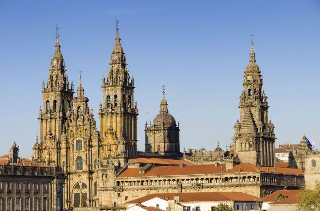 1 noche Santiago de Compostela+desayuno en hotel 4*