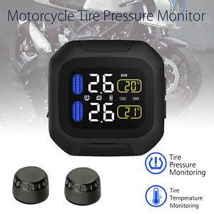 TPMS MOTOS Sistema monitorización presión de neumáticos