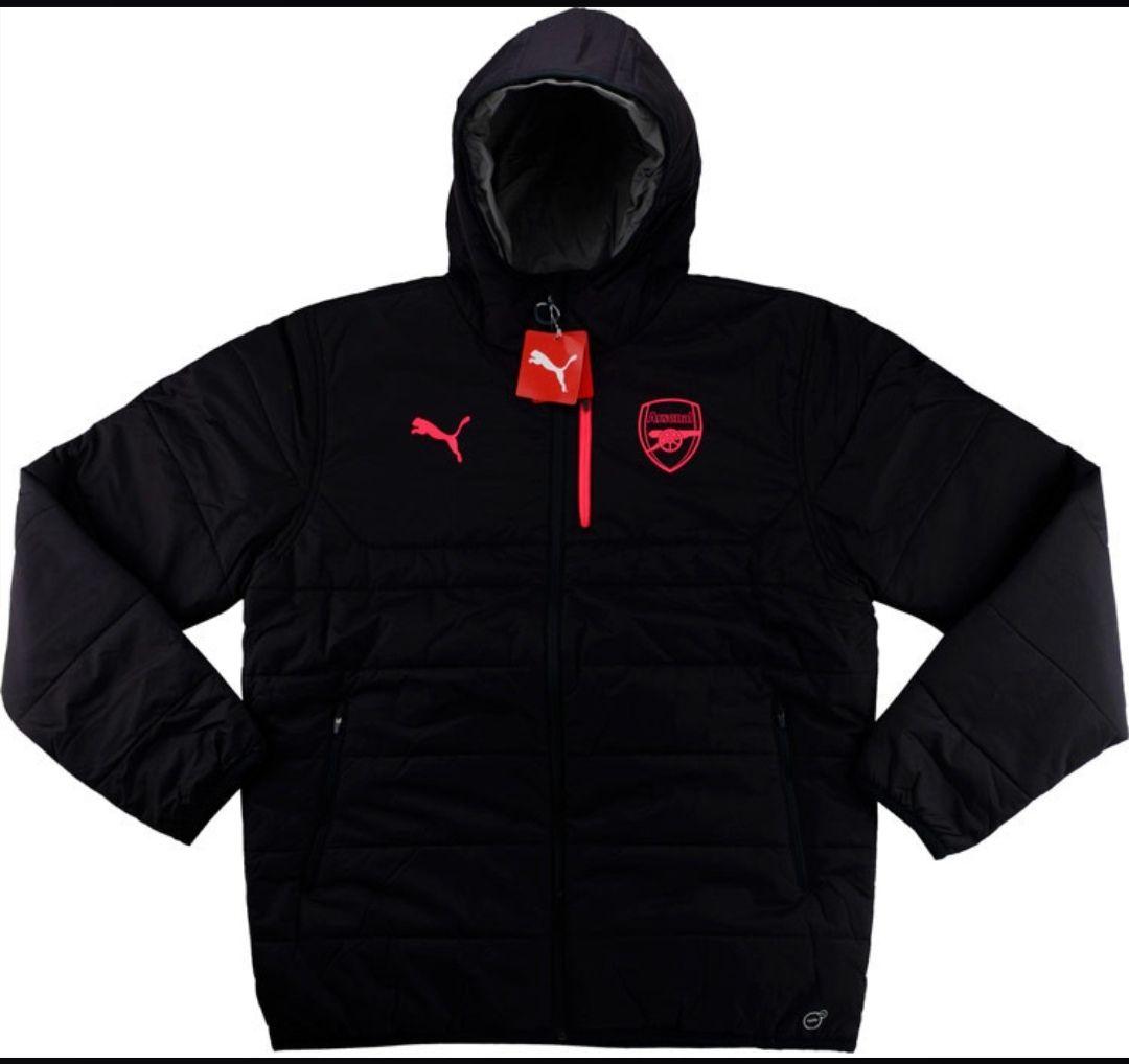 Chaqueta acolchada reversible Puma de el Arsenal