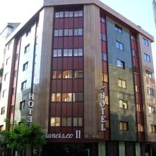Hotel galicia - Francisco II