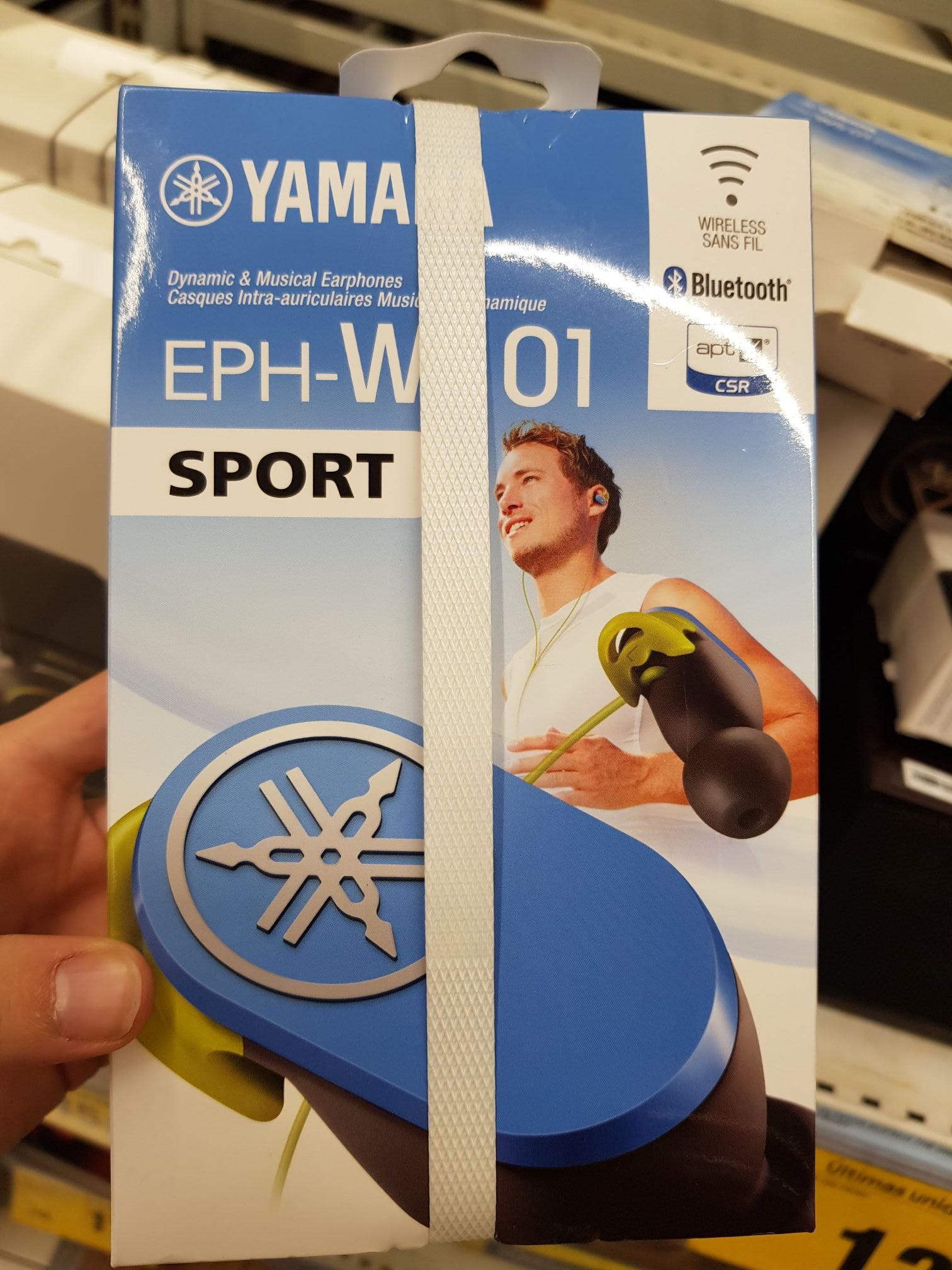 Auriculares bluetooth Yamaha WS01
