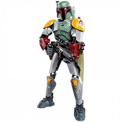 3 Figuras de Star Wars