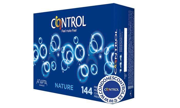 Preservativos Control 144 uds solo 18€