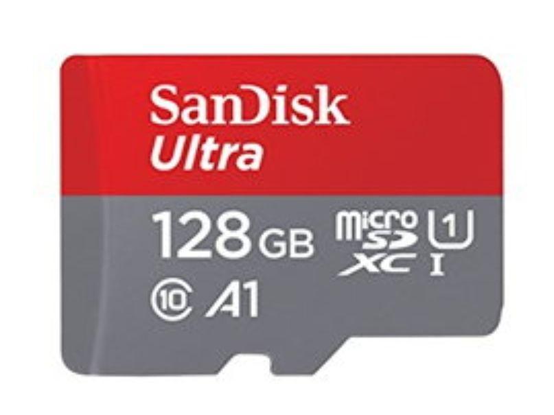 Rebajita MicroSD SanDisk Ultra 128gb