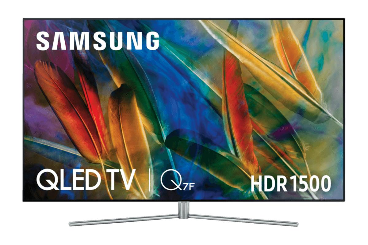 "Samsung 49"" QLED UHD HDR solo 594€"