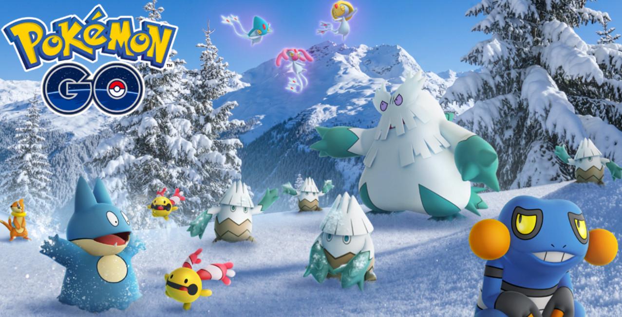 POKÉMON GO: Eventos y campañas para estas Navidades
