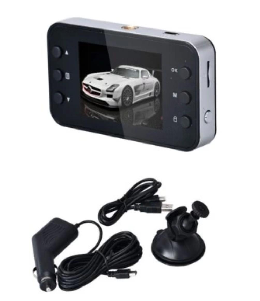 Cámara Full HD de grabación para coche