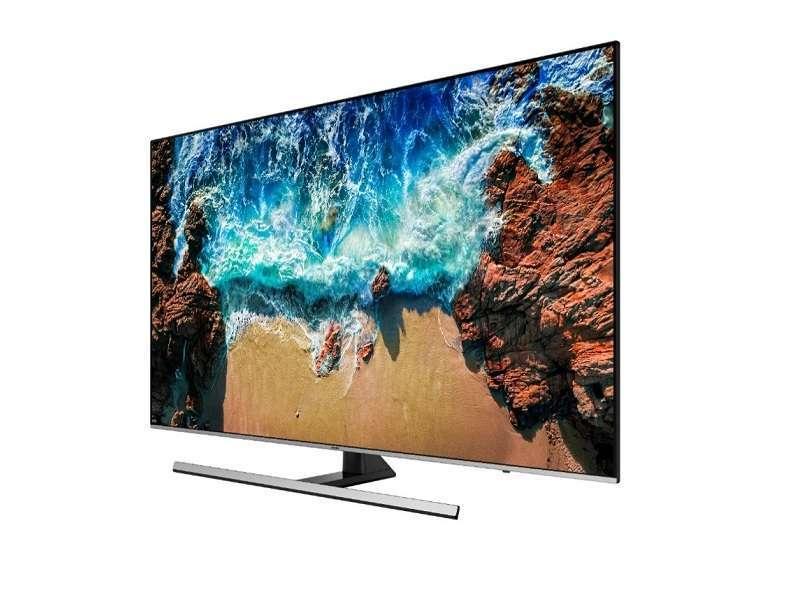 TV SAMSUNG EU55NU8005 4K UHD