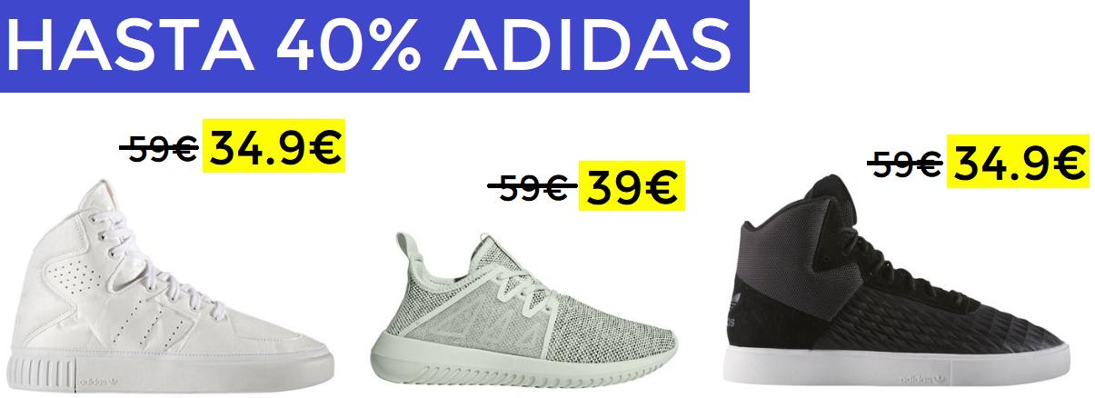 Descuentos en zapatillas Adidas Originals