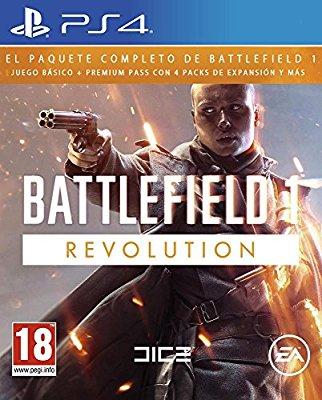 Battlefield 1 - Edición Revolution (juego físico) -XBOX ONE: 24,29€, PS4: 26,90€ - PC: 26,99€