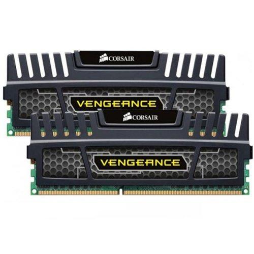 Corsair Vengeance - Módulo de memoria XMP de alto rendimiento 16 GB (2 x 8 GB, DDR3, 1600 MHz, CL10
