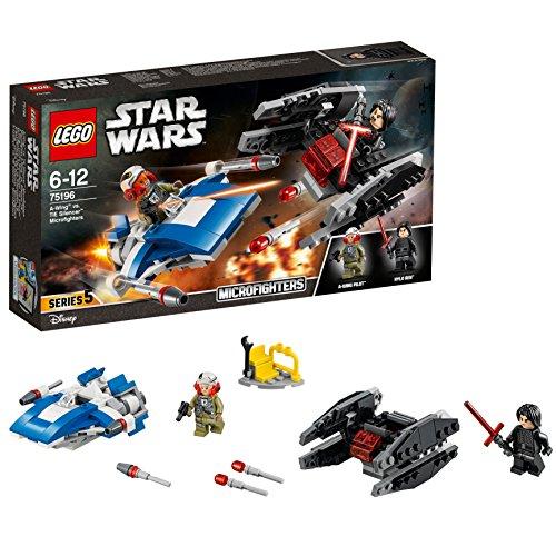 LEGO Star Wars - Microfighters: ala-A vs. Silenciador TIE