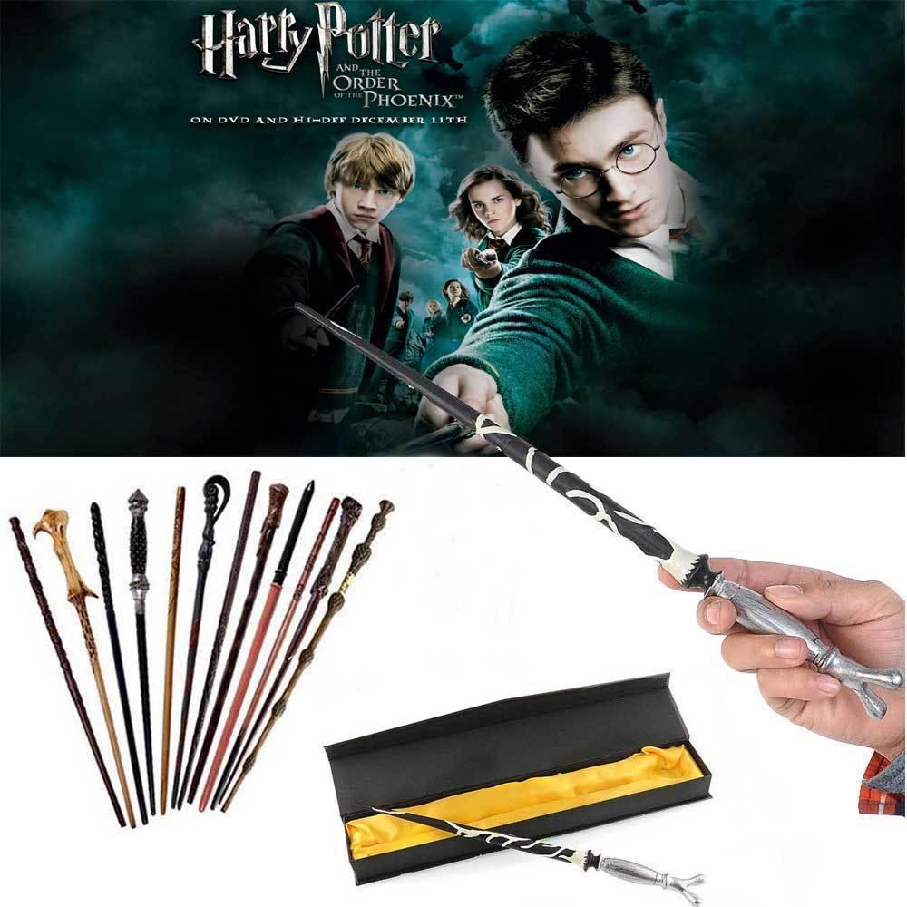 ¡Varitas de Harry Potter por sólo 9,99€!