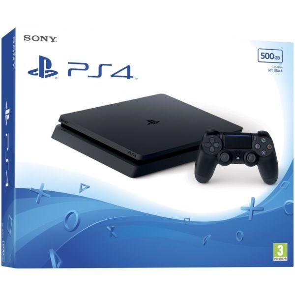 PS4 500gb Slim Mediamarkt (Portugal)