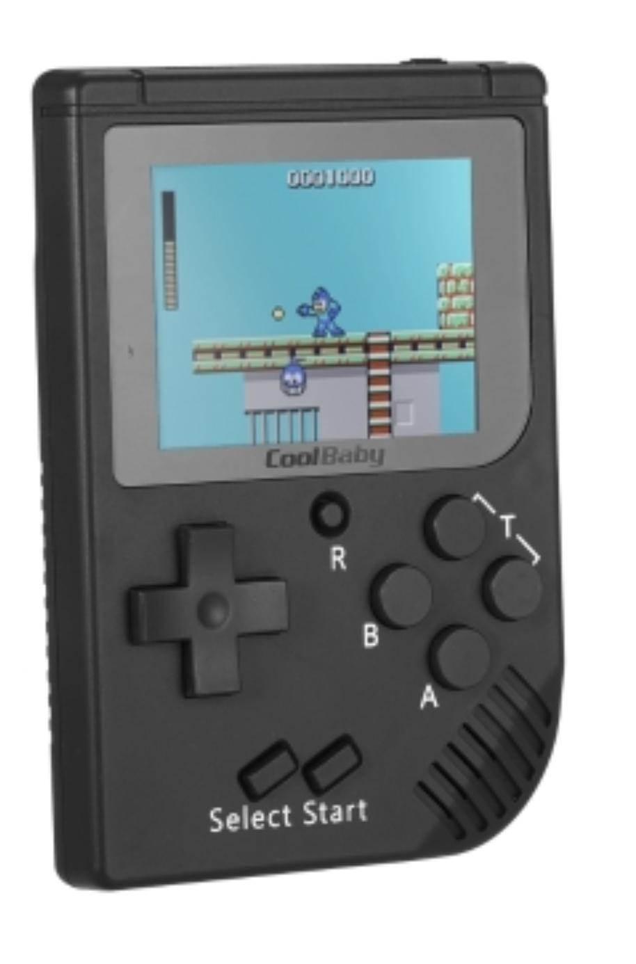 """Video Consola 2.2"""" LCD 8 Bit Mini portátil con 129 juegos"""