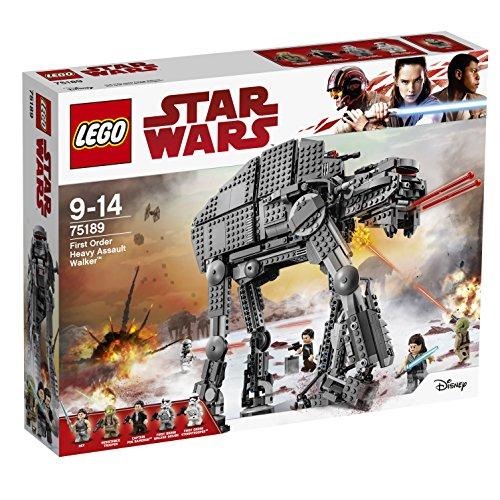 LEGO Star Wars - AT-M6 de la Primera Orden