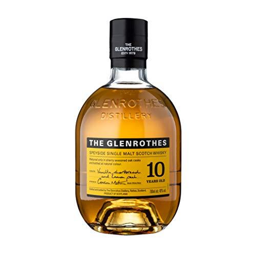 Glenorthes 10Y - nueva edición de este magnífico whisky de Malta