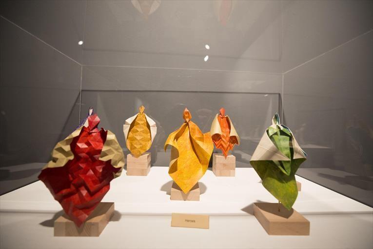 Entrada gratuita Museo Origami Zaragoza