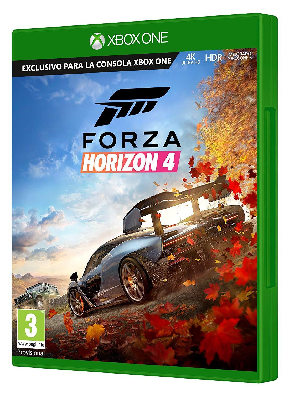 Forza Horizon 4 para Xbox One solo 17.9€