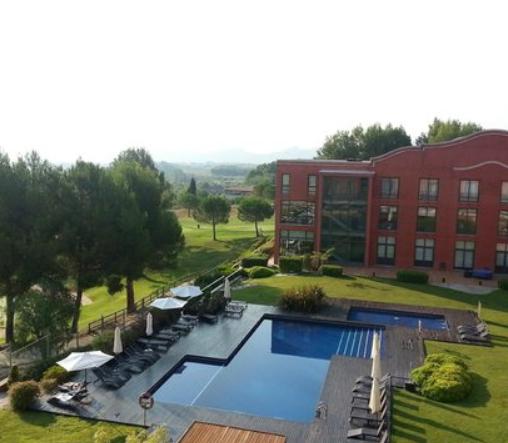 Hotel Barcelona Golf Resort & Spa 17,50€/p