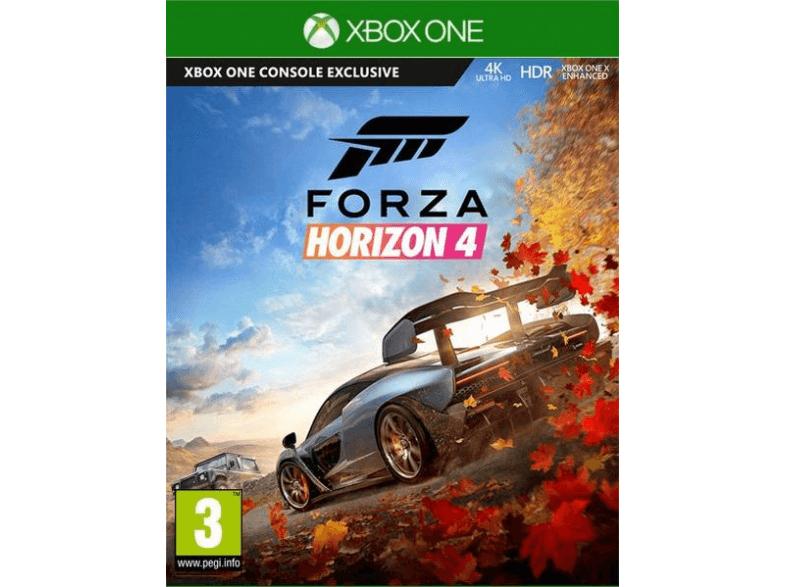 Forza Horizon 4 exclusivo Xbox One