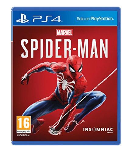 Marvel's Spider-Man (PS4) en Amazon