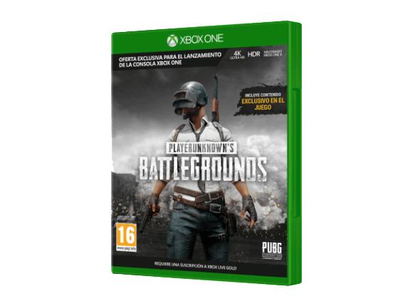 Playerunknown's Battlegrounds para  Xbox one