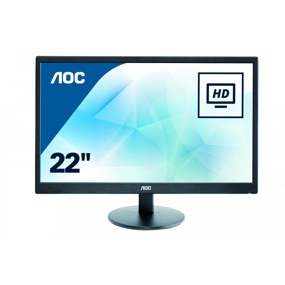 "AOC E2270SWN - Monitor LED de 21.5"" (1920 x 1080)"