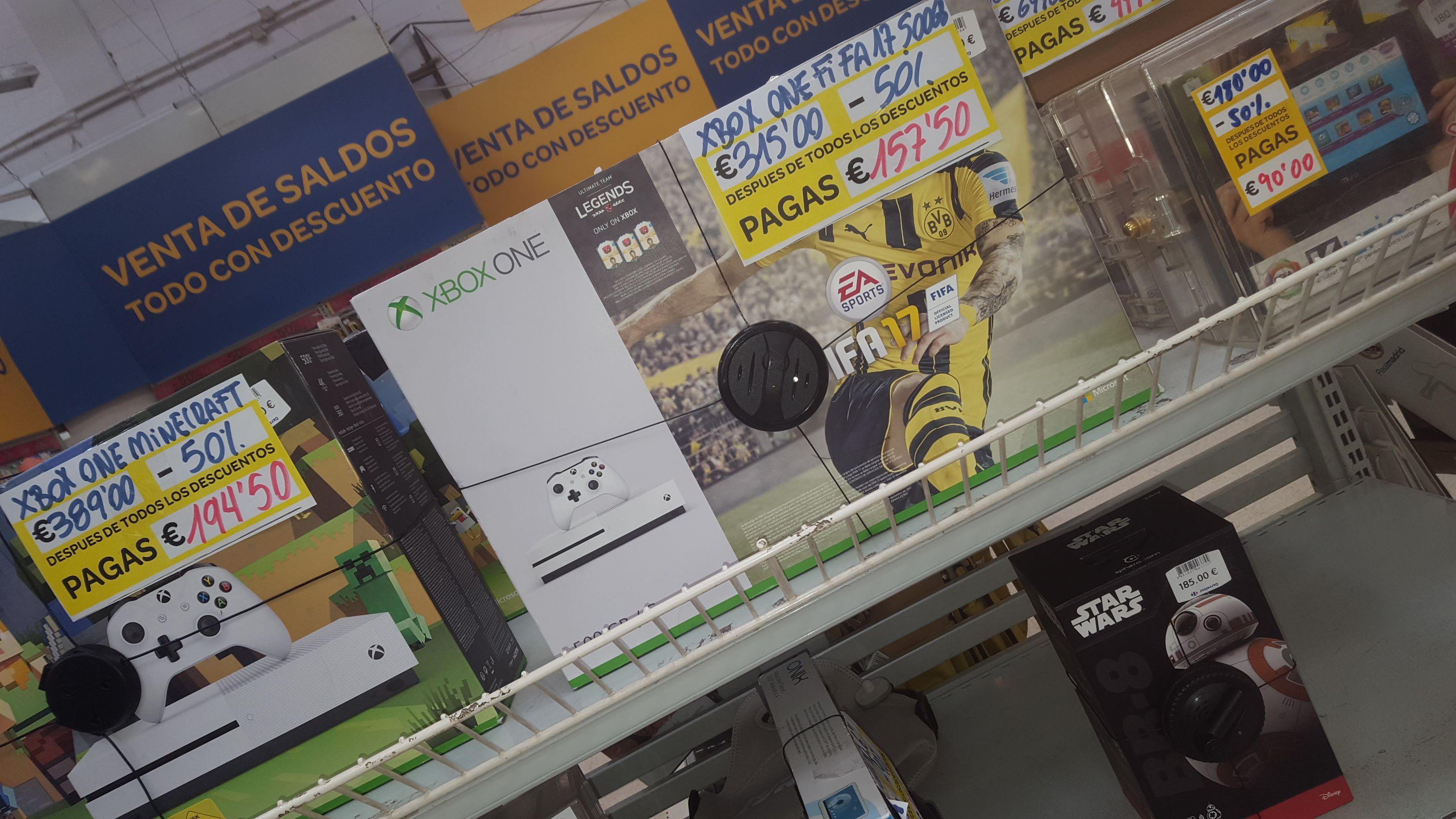 XBOX ONE 500GB DOS HERMANAS (SEVILLA)