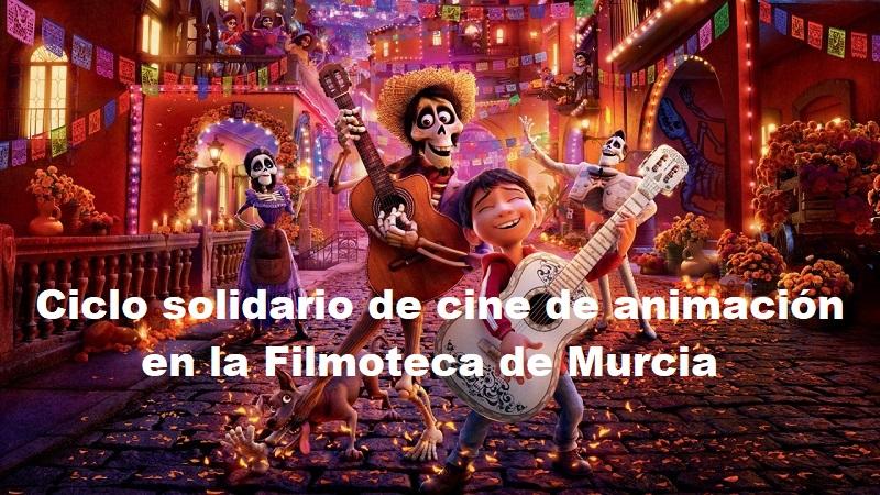 Cine por comida?.....Vámonos a Murcia (ciclo cine solidario)