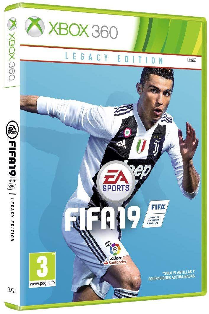 Fifa 19 Legacy Edition para Xbox