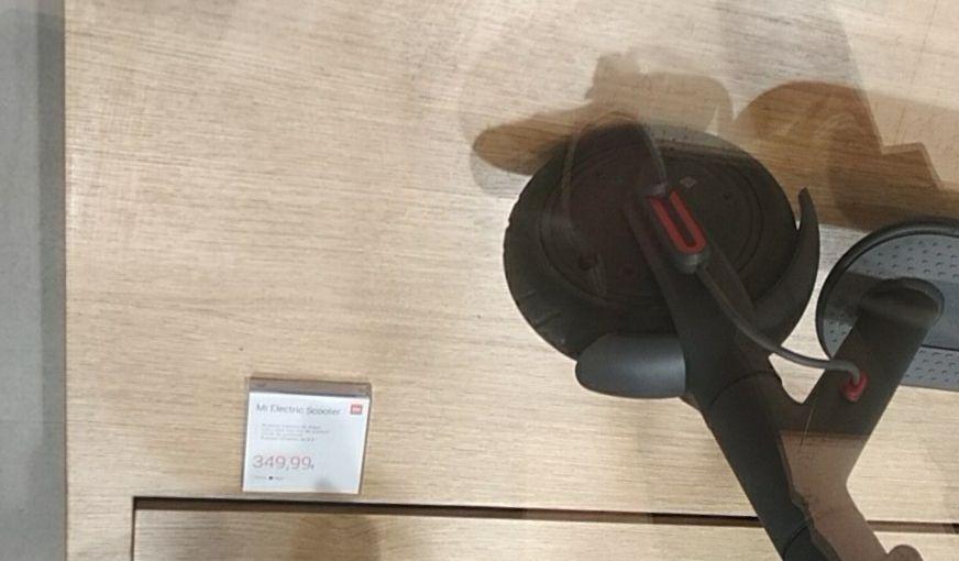 XIAOMI M365 desde tienda oficial Xiaomi