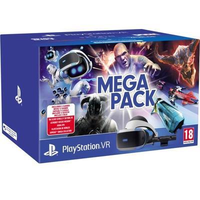 Megapack VR PS4 5 juegos solo 219€