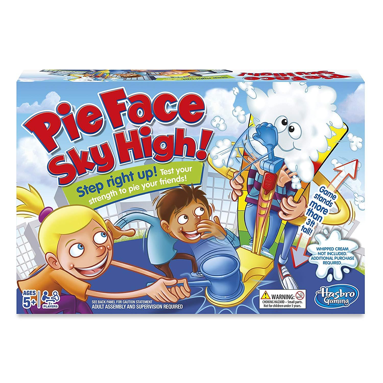 Hasbro pie Face Juego (El juego del tartazo en la cara)