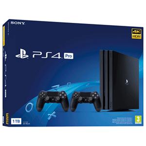 PS4 PRO + Mando extra