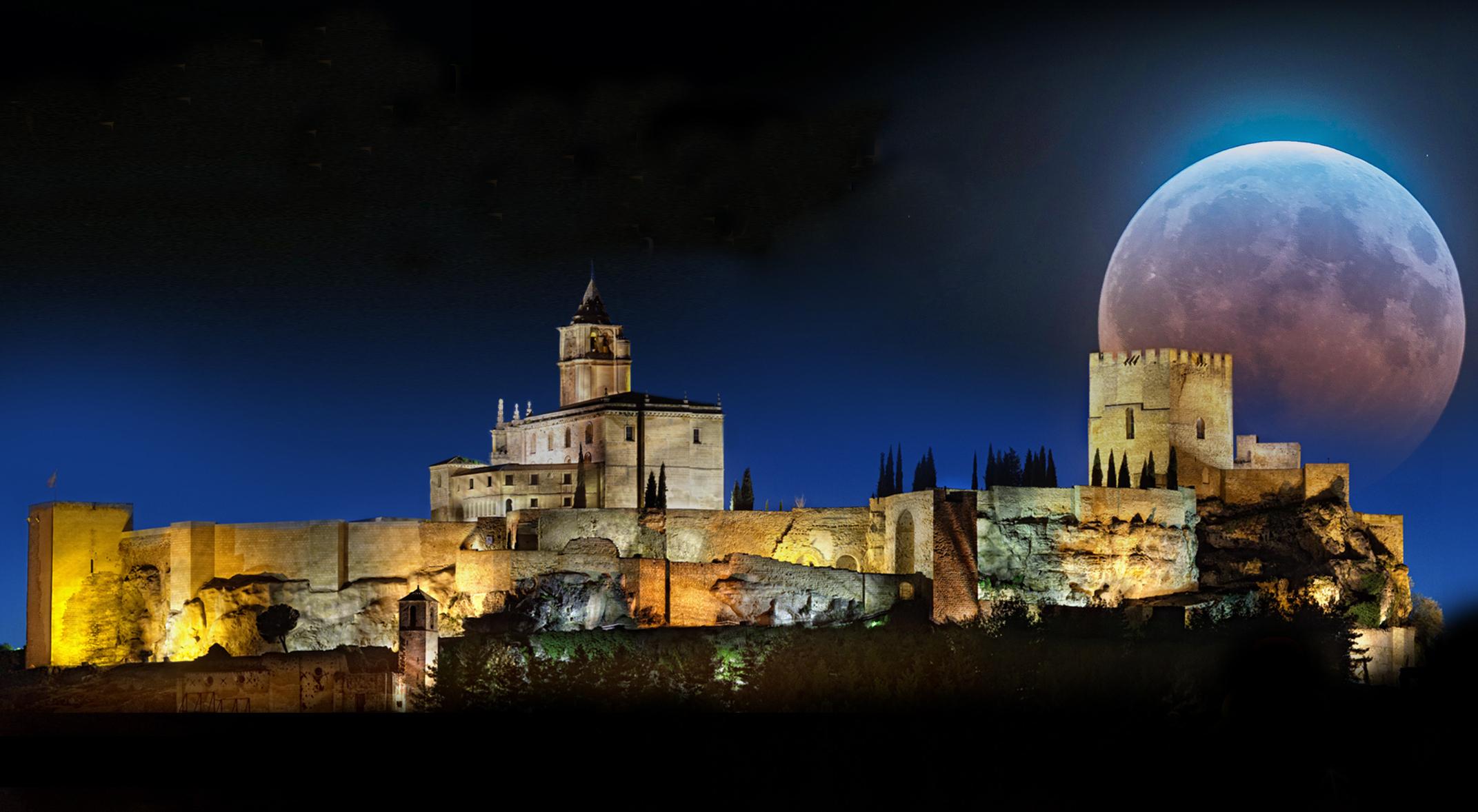 Alcalá Visita gratis La fortaleza de la Mota + otras visitas gratuitas